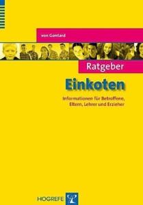 """Bild: Cover des Buches """"Ratgeber Einkoten""""."""